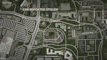 Car stolen twice in same night