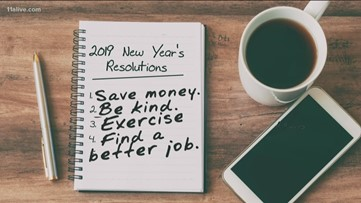 Why are New Year's resolutions so hard to keep?