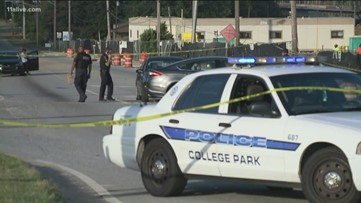 Police: One person was shot, wounded in College Park