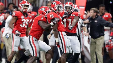 UGA: Detailing Thorpe winner Deandre Baker's mock-draft prospects