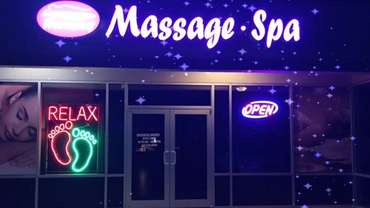Massage parlor's license revoked after 'sexually touching' undercover officer