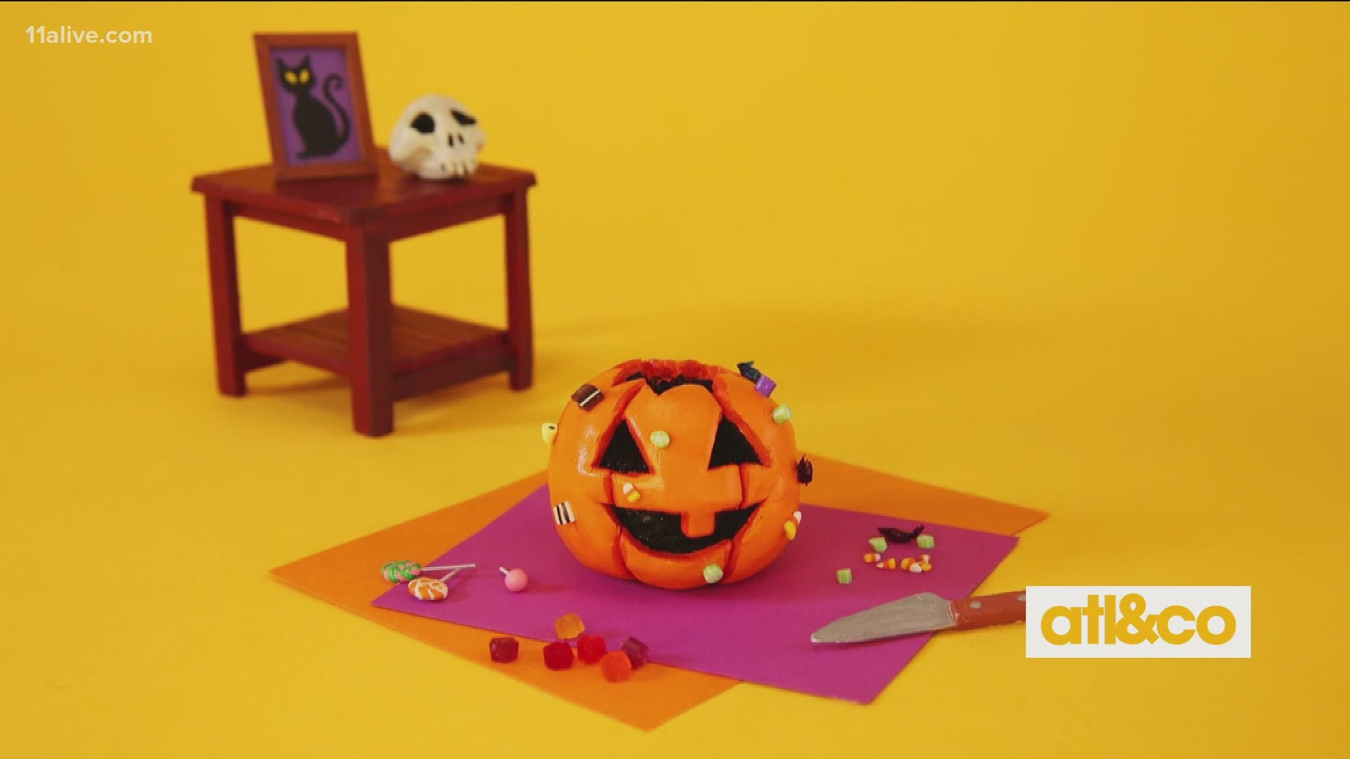 Atlanta Weather Halloween 2020 Halloween 2020 with National Confectioners Association | 11alive.com