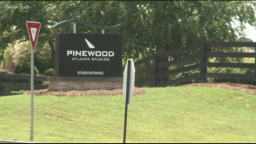 What does the Pinewood Studios exit mean for the future of Georgia film?