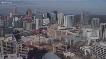 Atlanta hosts the Super Bowl: Then vs. now