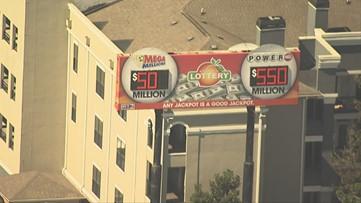 Wednesday's Powerball jackpot springs forward to $550 million
