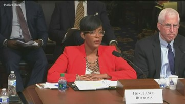Mayor Keisha Lance Bottoms testifies about how cities can recover from cyberattacks