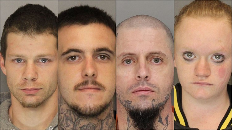 A body, a burning truck and the Ghostface Gangsters: 4 convicted in Mableton murder