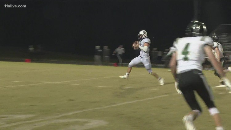 North Hall vs. Cherokee Bluff: Team 11 Game of the Week