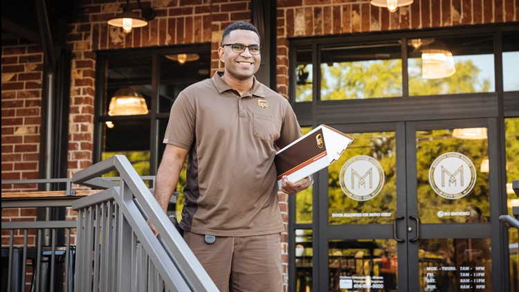 Atlanta-based UPS unveils 'major redesign' of iconic uniform. They're still brown.