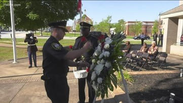 East Point honors fallen officers on National Police Week