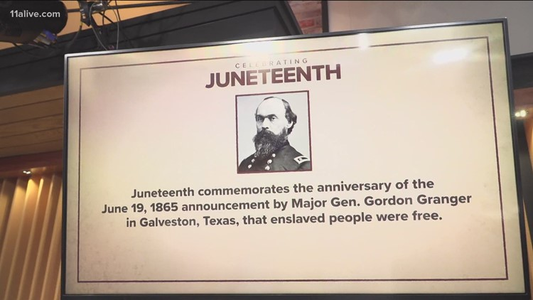 Stone Mountain to celebrate Juneteenth