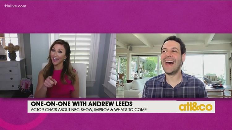 'Zoey's Extraordinary Playlist' Star Andrew Leeds