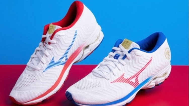 Mizuno Peachtree Road Race shoes