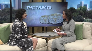 Doctor explains the impacts of THC treats