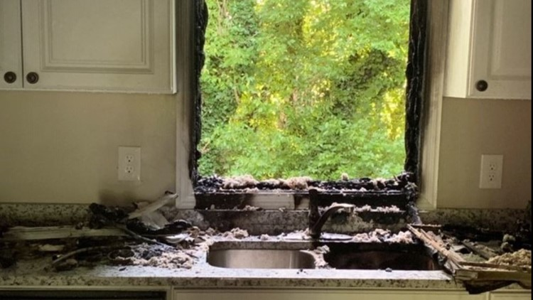 $23,000 reward offered for info on arson attacks of officer's home, one other