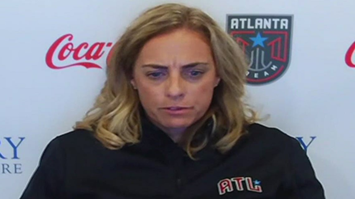 Atlanta Dream head coach Nicki Collen says team wanted to take a stand on a boycott
