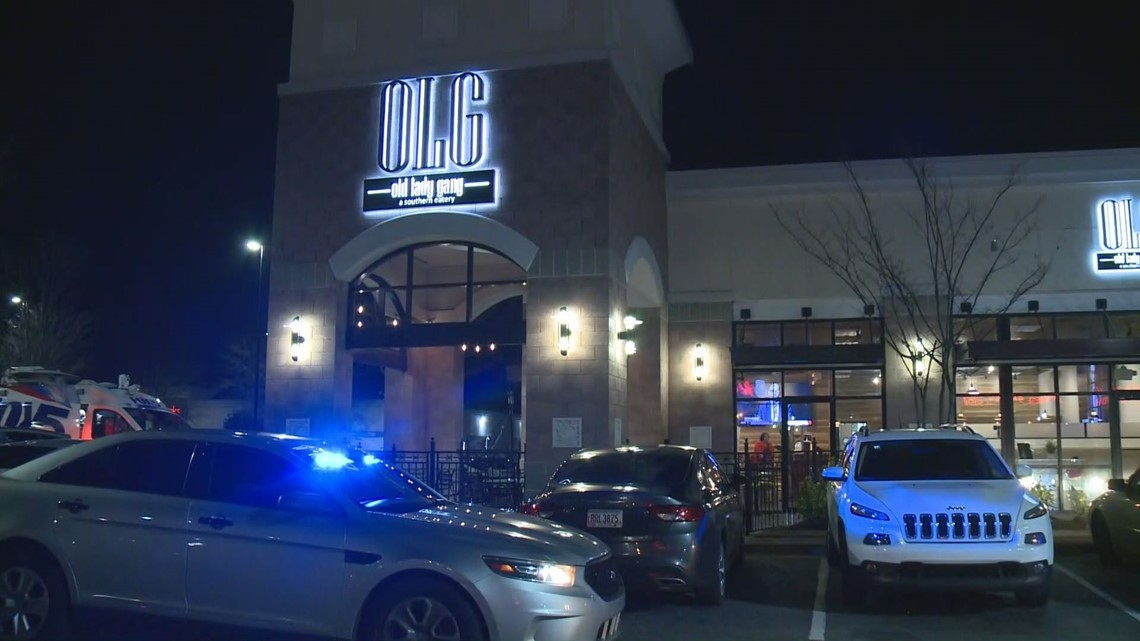 Kandi Burruss-owned Old Lady Gang restaurant erupts in gunfire in East Point, shooting injures 3