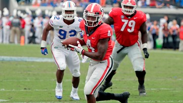 NFL Draft: UGA's Mecole Hardman could be forced into heavy active duty in Year 1 with the Chiefs