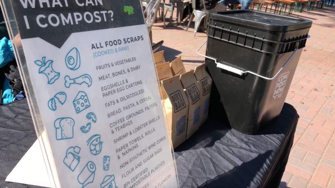 Smashing Pumpkins | Local composting collective offers green options to holiday waste