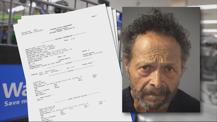 Rucker Atlanta Arrest
