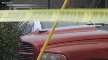 Shooting outside Alpharetta bank leaves woman dead