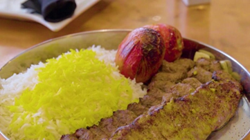 Iranian restaurant in Sandy Spring offers twist on traditional cuisine