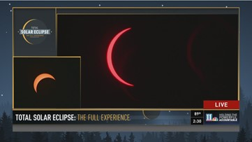 Total Solar Eclipse: The Full Experience