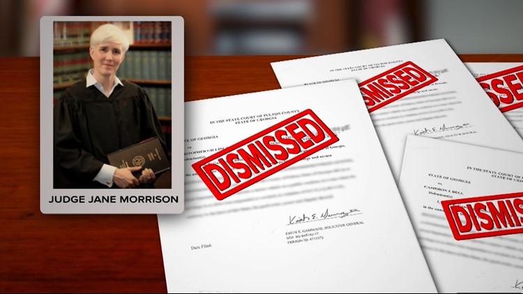 Judge Jane Morrison Dismissed DUI Cases