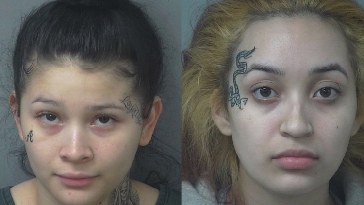 2 young women arrested in murder of man at metro Atlanta gas station