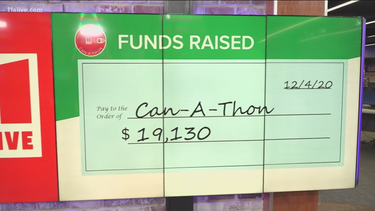 Thank you to everyone donating to Can-A-Thon!
