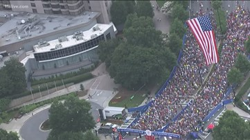 The race is still on for now | Atlanta Track Club prepares for Peachtree Road Race amid coronavirus pandemic
