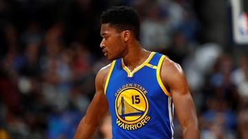 Atlanta Hawks acquire Damian Jones from Golden State Warriors
