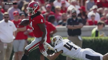 Study: Dawgs' program has 3-year average revenue of about $125M