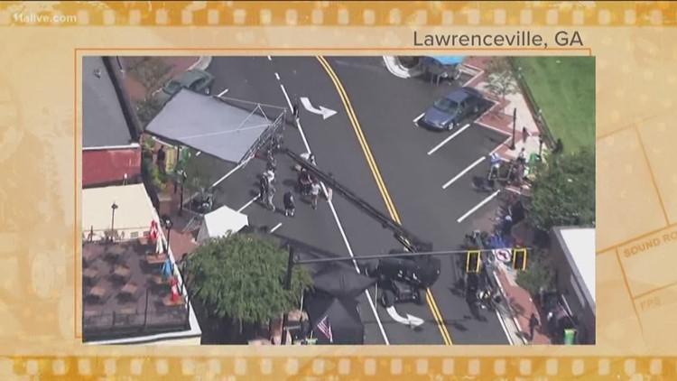 'Doom Patrol' spotted filming in Lawrenceville, Georgia