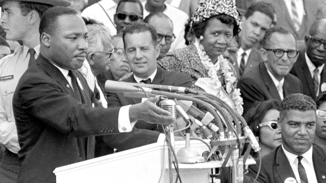 Why was the March on Washington an important moment in the civil rights movement?