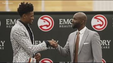 Meet the 2019-20 Atlanta Hawks