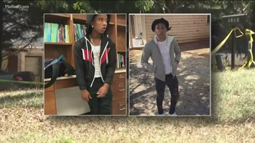 Family identifies 2 teens accused in attempted robbery who were killed