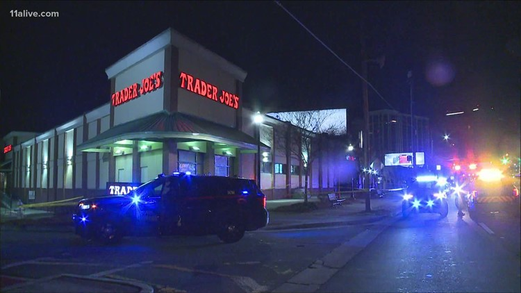 Two men shot near Trader Joe's after leaving the Buckhead bar area