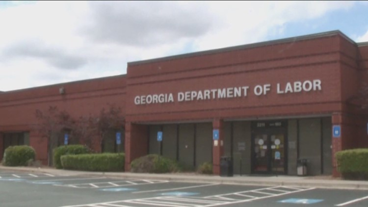 Georgia labor department reinstating work search requirement