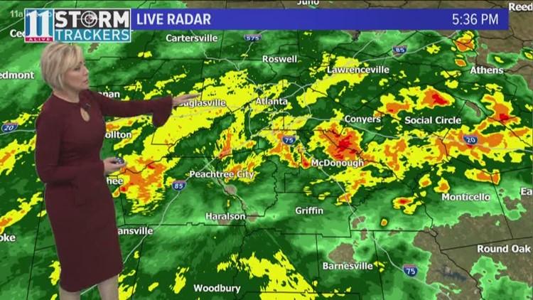 Hurricane Michael expected to dump heavy rains on Georgia