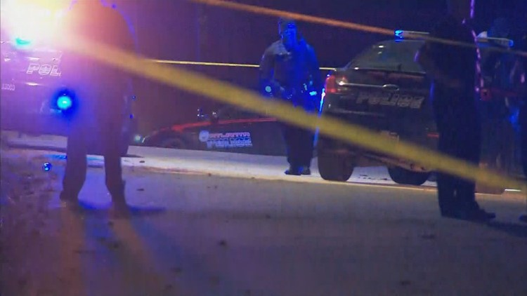 Police investigate second death in same area 14-year-old shot, killed