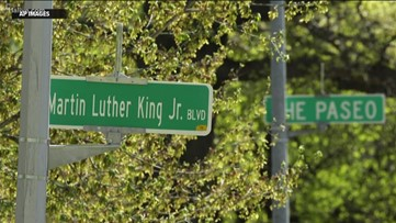 Voters in Kansas City decide to remove Dr. King's name from a historic street. Here's why.