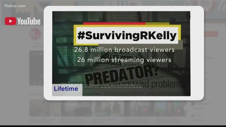 Lifetime announces Surviving R. Kelly Part 2