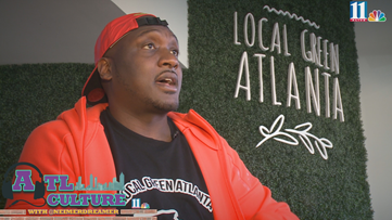 Hip-hop veteran opens healthy restaurant in Atlanta's westside