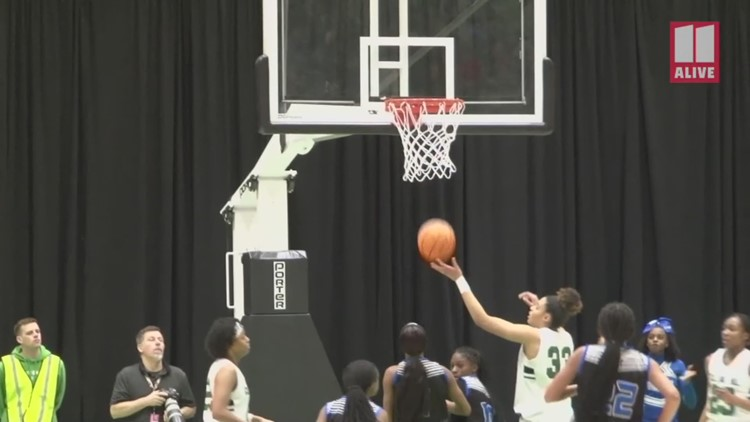 7A Girls: Collins Hill vs. Campbell | Born To Compete