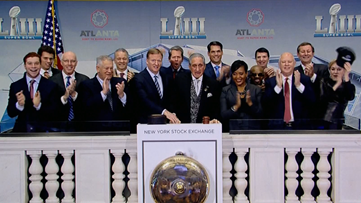 Metro Atlanta Chamber rings NYSE Opening Bell on Tuesday morning