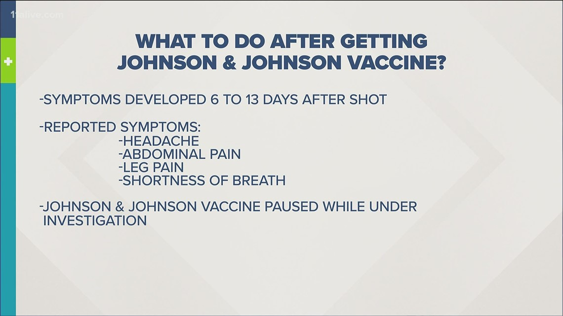 What to do if you've already received the Johnson & Johnson vaccine