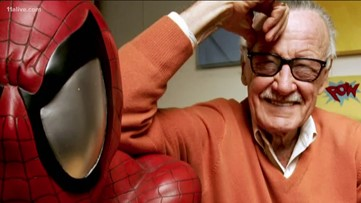 The nation remembers Stan Lee
