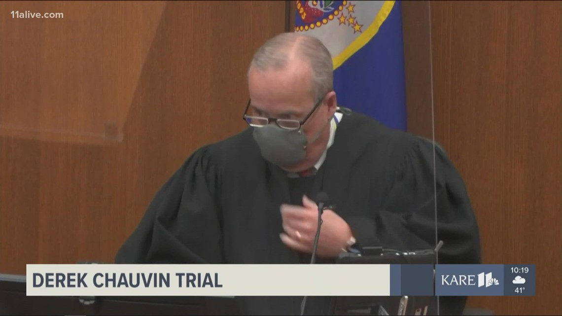 Trial for George Floyd's death | Dr. Tobin testifies in rebuttal to some environmental factors