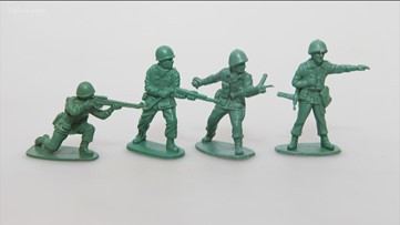 'My friend's mom is in the Army too!' | 6-year-old pens letter asking for female toy Army figurines